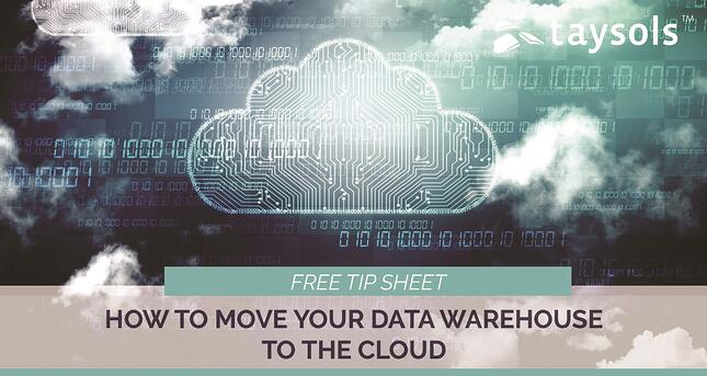 Migrating to Cloud Warehouses