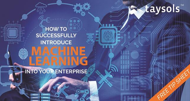 Introducing Machine Learning into your business