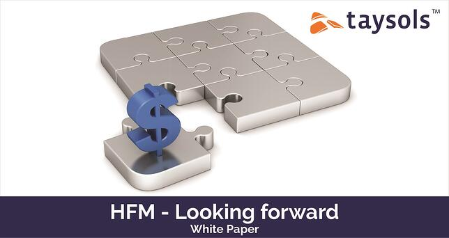 HFM - Looking Forward