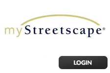 Login to MyStreetScape