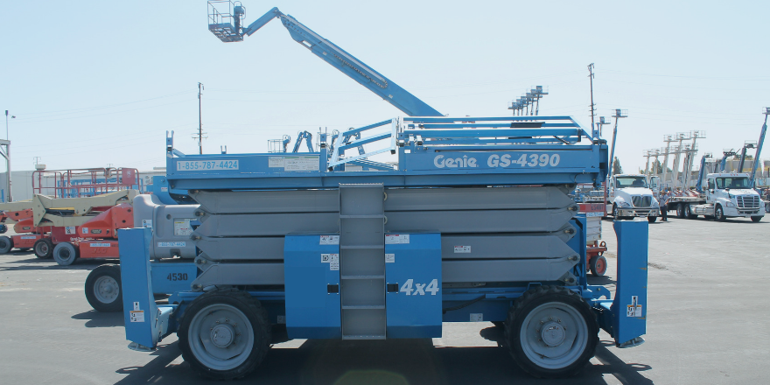 Aerial Work Platform Inspections