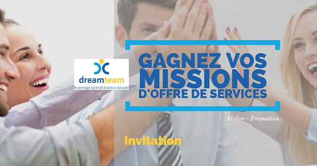 Jeudi 10 octobre2019 FORMATION «Gagnez vos missions de conseil en entreprise» – PARIS
