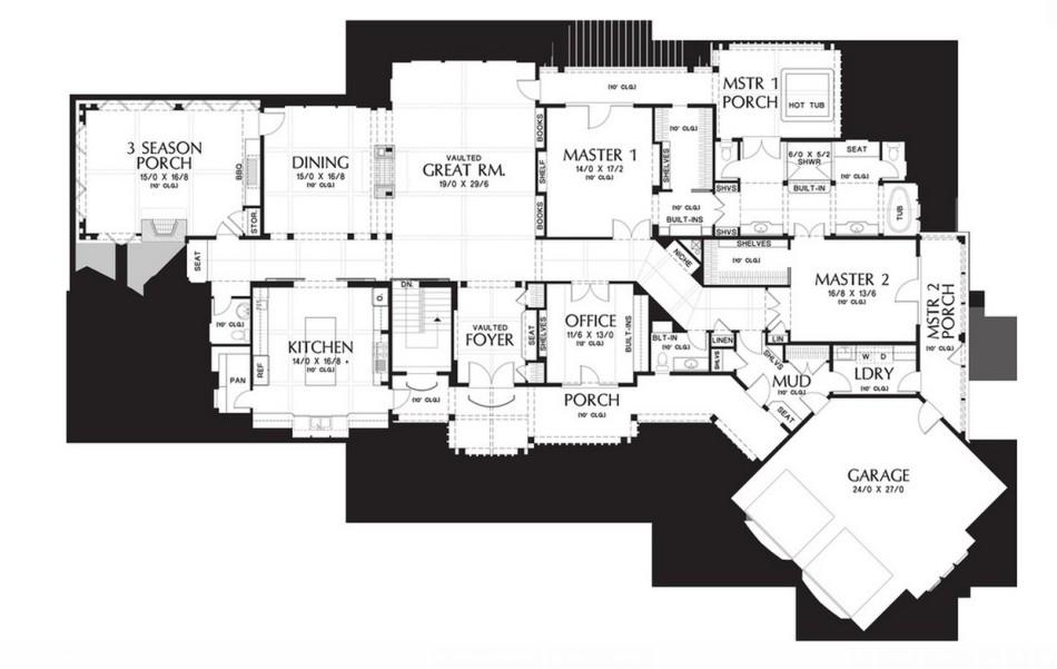 Kitchen Design Floor Plans And Designers