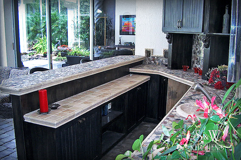 Callier Outdoor Kitchen