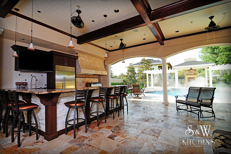 Outdoor Kitchens Florida Decoration News