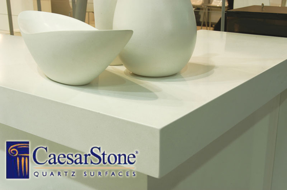 Kitchen Countertops - CaesarStone Quartz