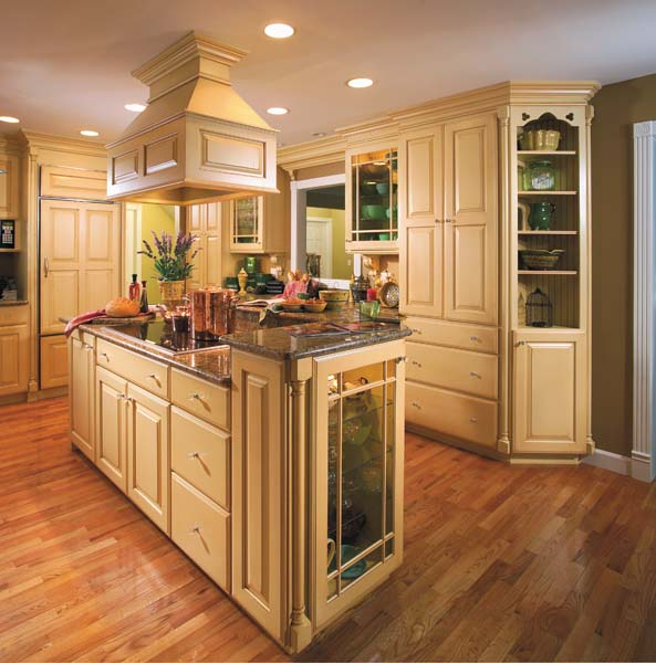 Kitchen Cabinets Home Depot Vs Lowes: Kraftmaid Vs Thomasville Cabinets
