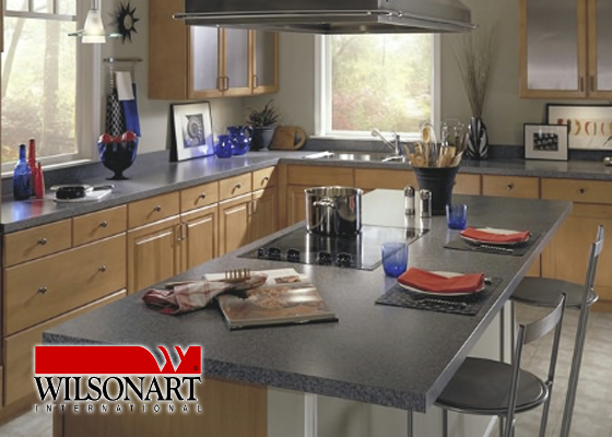 Countertop Sleek And Modern Wilsonart Hd High Definition Laminate