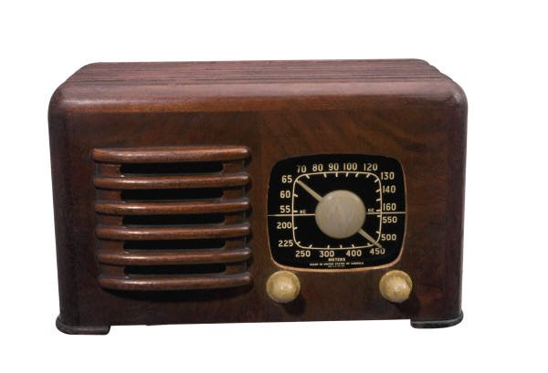 little brown radio