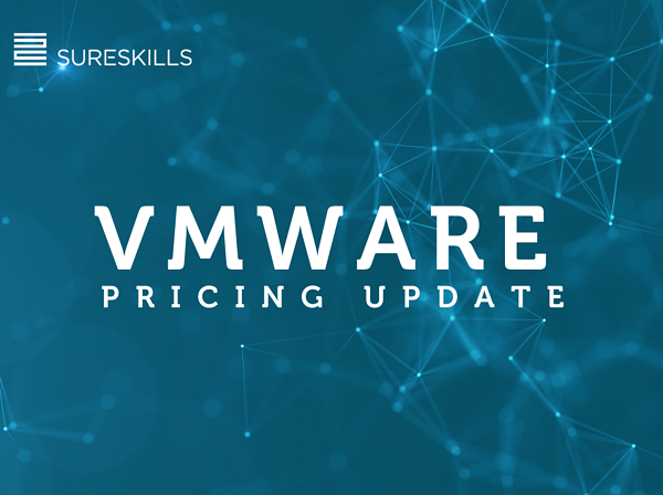 Update to VMware's per-CPU Pricing Model