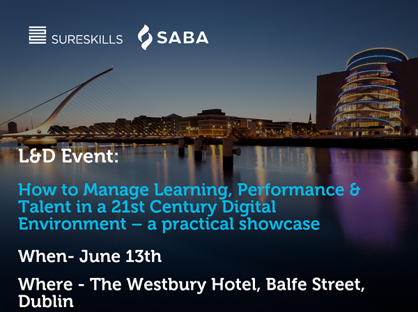 FREE EVENT -How to Manage Learning, Performance & Talent in a 21st Century Digital Environment – a practical showcase