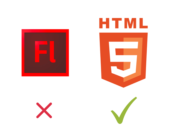 Flash to HTML5: Here's what you need to know