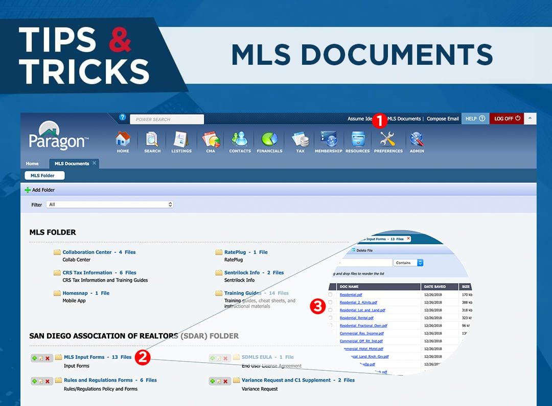 MLS_Documents_tips