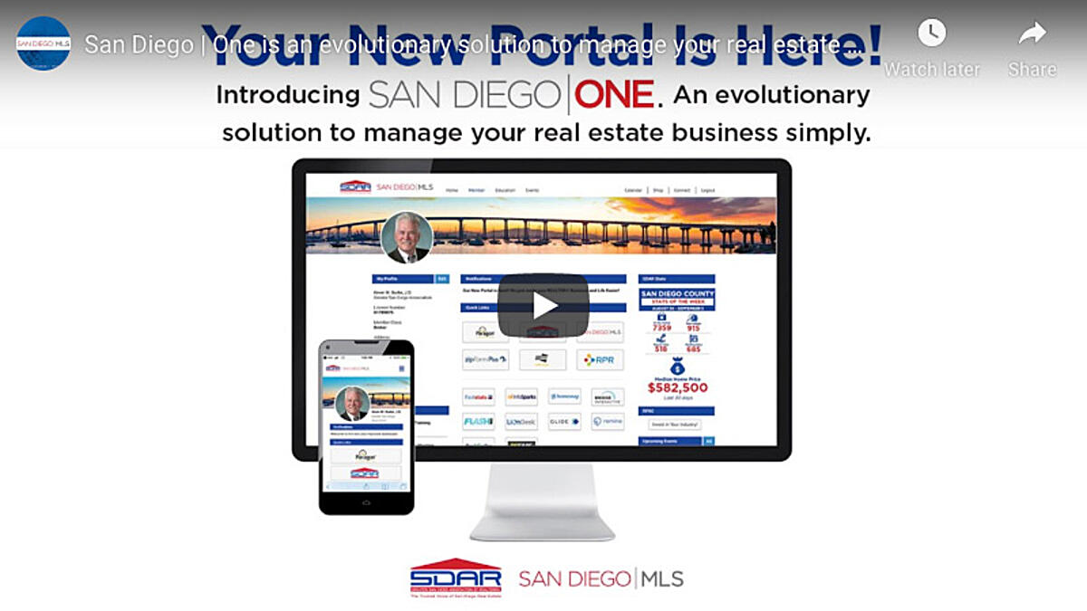 Watch the introductory video for San Diego | One