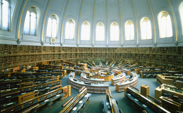 RoundReadingRoom