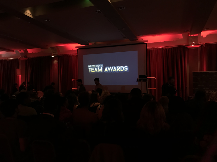 London Team Awards 2019 Recap