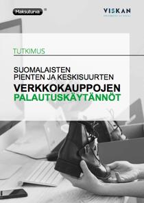 Suomalaisten verkkokauppojen palautuskäytännöt