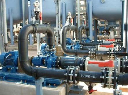 Avances técnicos en la desalación de aguas