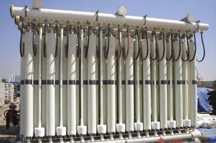 Bastidor microfiltración alta presión