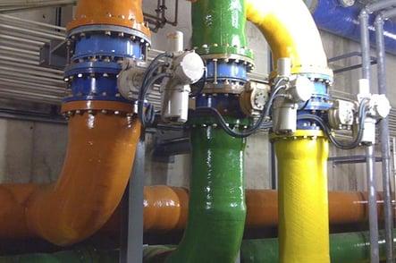 Diseño y fabricación de soportación en planta ETAP