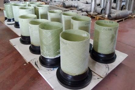 plásticos reforzados para la industria