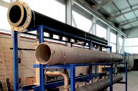Componentes para la IDAM refinería de Talara en Perú