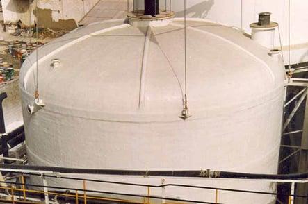 sistema de almacenamiento de ácido fosfórico