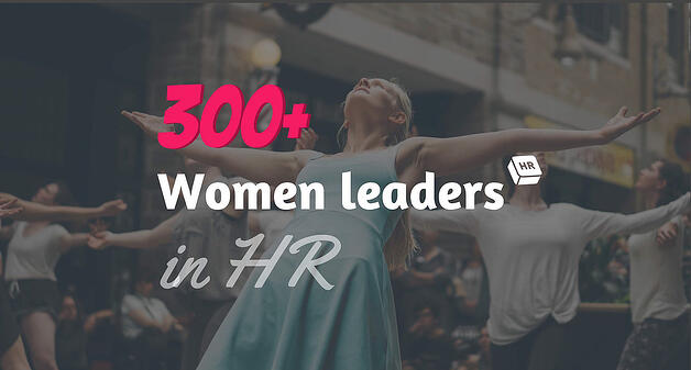 300+ Women Leaders in HR : Our own Kristin Lewis named on the list!
