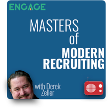 The Masters of Modern Recruiting Podcast! - Episode 4 with Dean Da Costa - The Ultimate Modern Recruiter