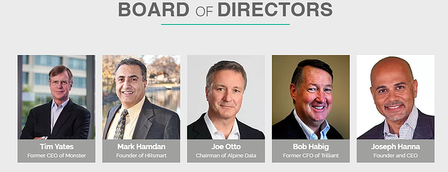 Tim Yates, Mark Hamdan and Joe Otto Join ENGAGE Talent's Board of Directors