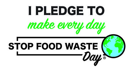 Stop Food Waste Day: Become a Food Waste Warrior and make a pledge!