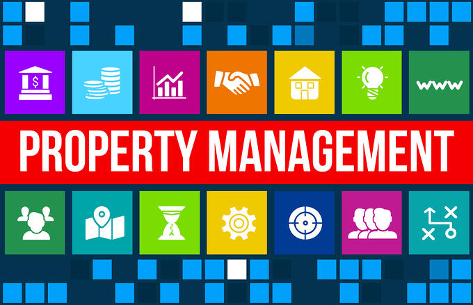 Property management icons