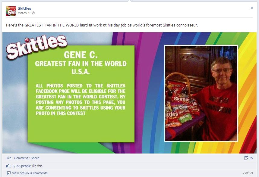 Skittles' Social Media Success Proves That Finding Your