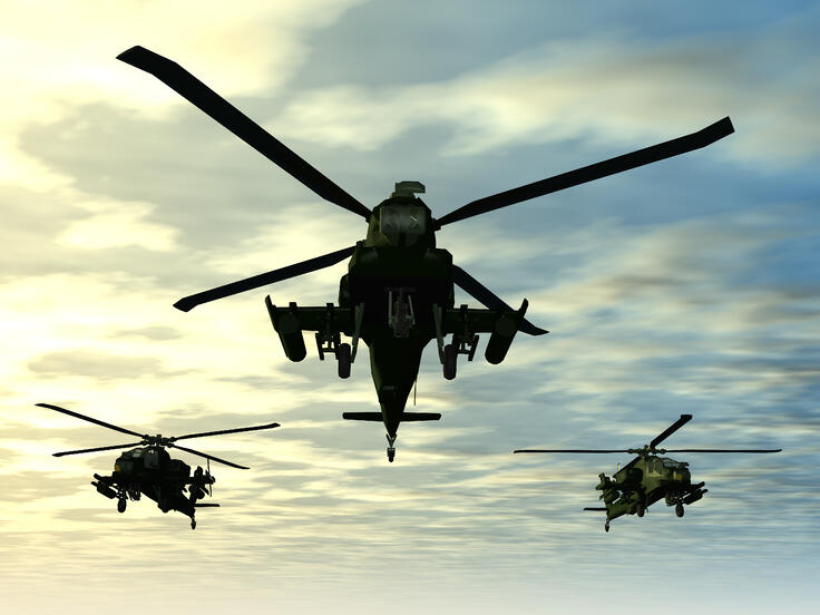 What's it like to work at the forefront of defence technology?