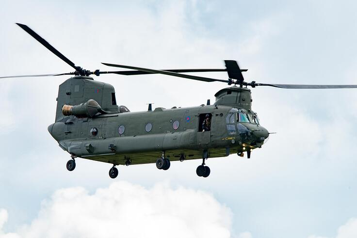What is a Chinook and what does it do?