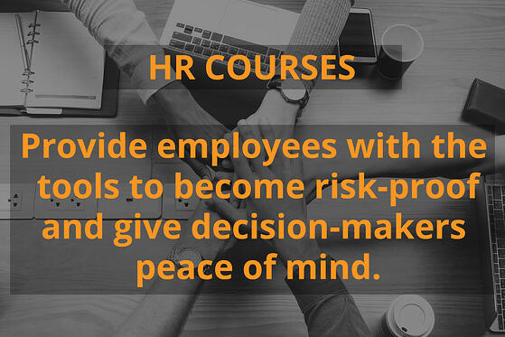 HR course graphic