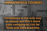 HIPAA/HITECH Compliance Infographic