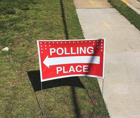 polling-place