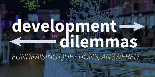 Development Dilemma: Do We Need a Gala?
