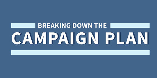 The Fundraising Campaign Plan: Why You Need One and How to Put it Together