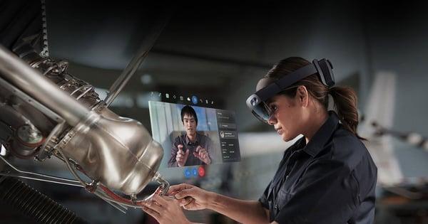 Augmented Reality bringer eksperten i spil og styrker serviceforretningen