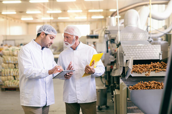 Har fødevarebranchen kompetencer, der kan – og tør – digitalisere ?