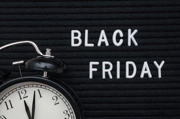 Er du forberedt på å håndtere presset fra Black Friday?