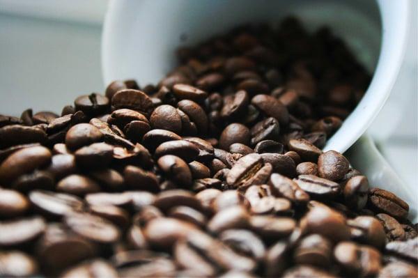 Smid kaffegrumset ud og lad