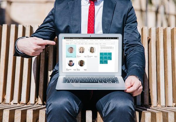 Styrk din forretning med kunstig intelligens i Dynamics 365 Business Central