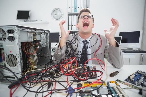 Tootmisettevõttele: Kuidas vältida seadmehooldusega seotud peavalu?