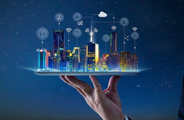 Hvorfor snakker vi om IoT og datalakes?