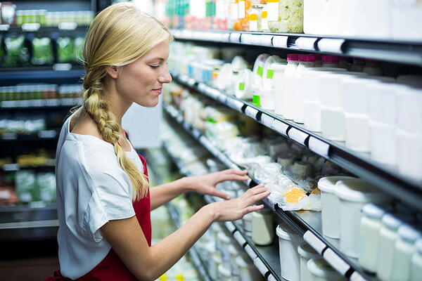 How an ERP system can help a dairy producer with date labels