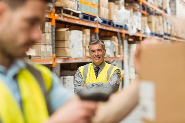 Складная работа с WMS: повышаем эффективность персонала