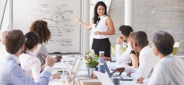 Female leaders in technology